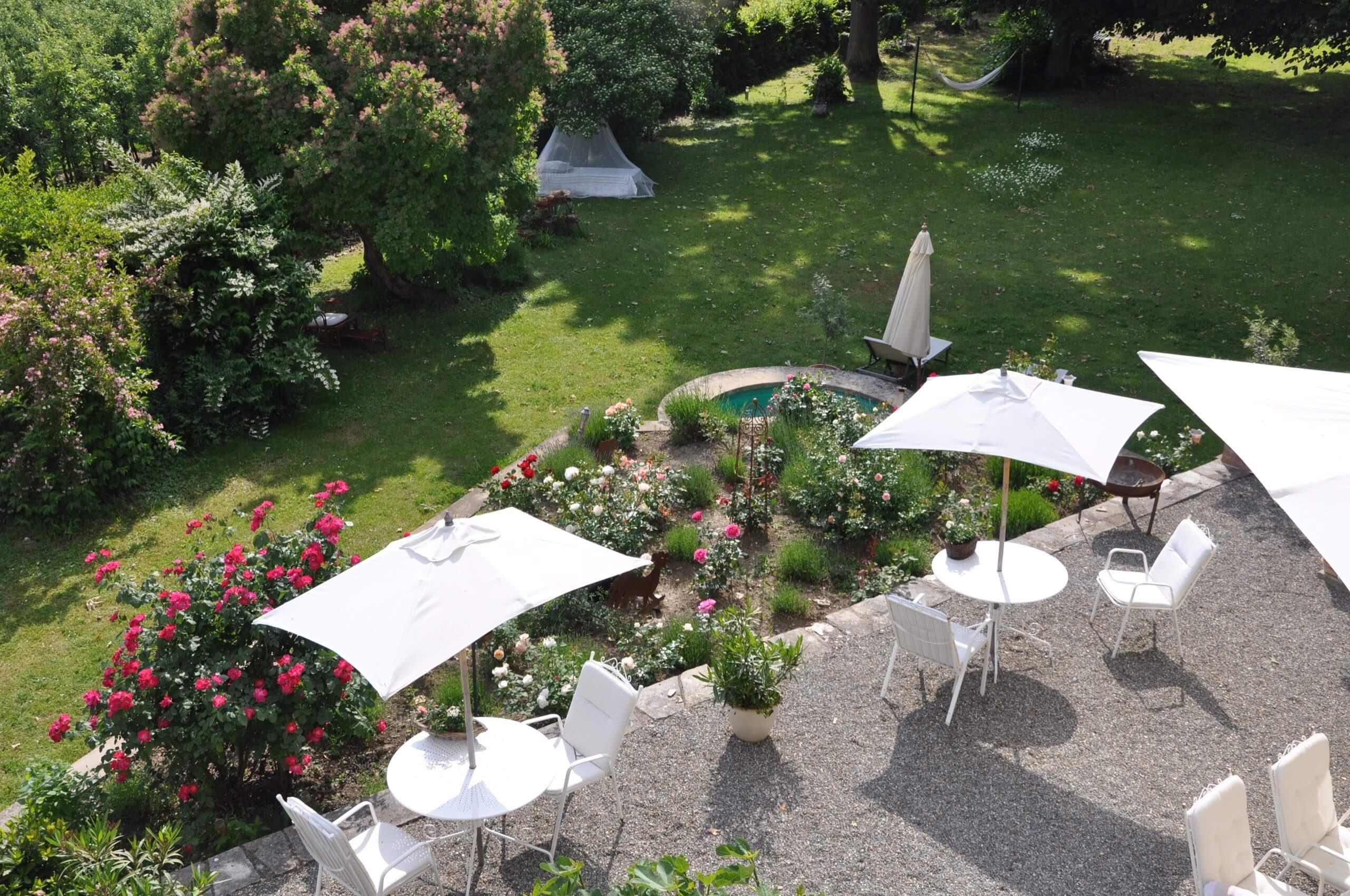 die Villa Terrasse